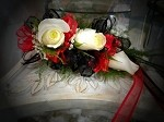 CRG-001 Roses Corsage