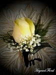 BTN-007 Rose Boutonniere