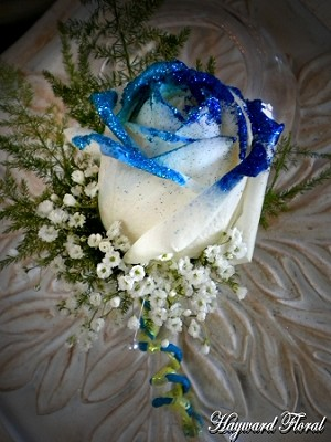 BTN-033 Rose Boutonniere
