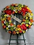 WTH-50-46 Tropical Wreath